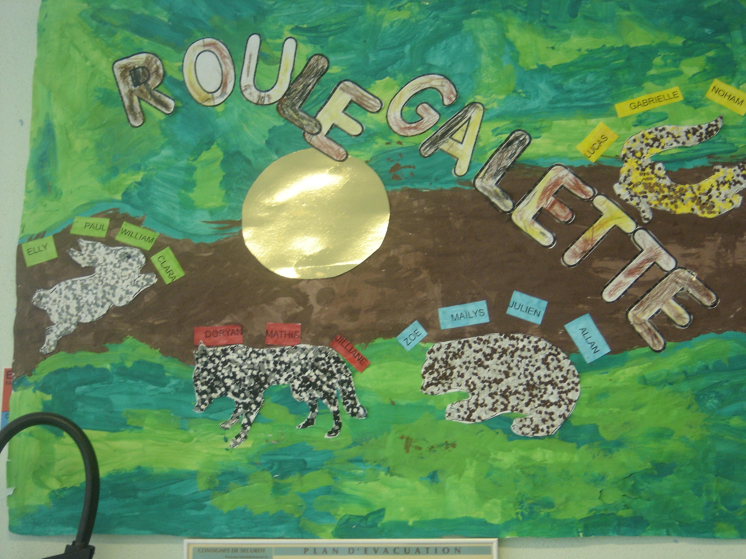 Ecole d 39 auzouer en touraine 37 projet galette en ps ms - Personnages de roule galette ...